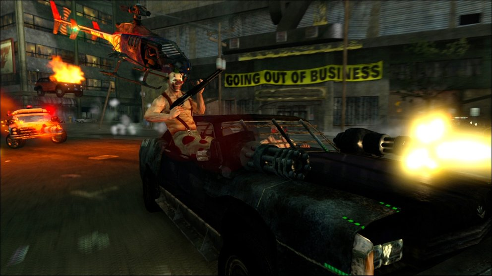Twisted Metal: In Europa erst ab März