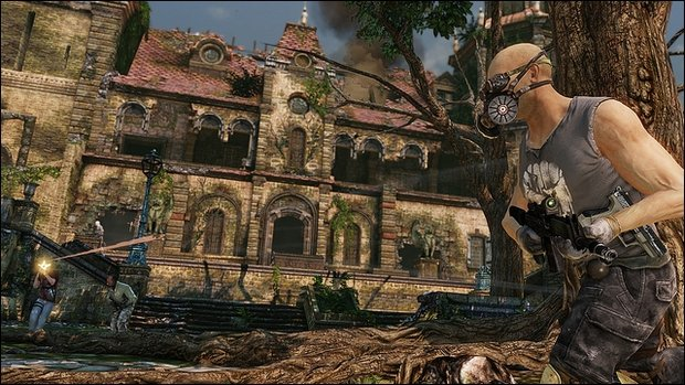 Uncharted 3 - Beta verzeichnet 1 Million Spieler