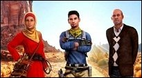 Unearthed - Uncharted Made in Saudi-Arabien