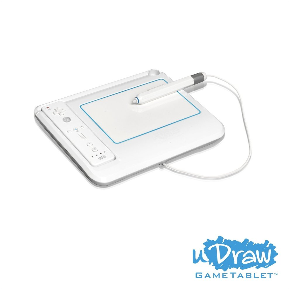 Wii U - THQ hatte mit uDraw die selbe Idee