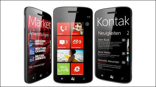Windows Phone 7 - Microsoft beschleunigt Mango-Update