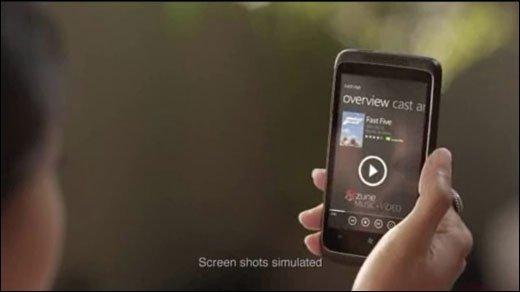 Windows Phone 7 - Xbox Companion App verwandelt Smartphone in einen Controller