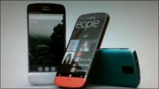 Windows Phone 7 - Zeigt Nokia in diesem Video das kommende WP7-Smartphone?