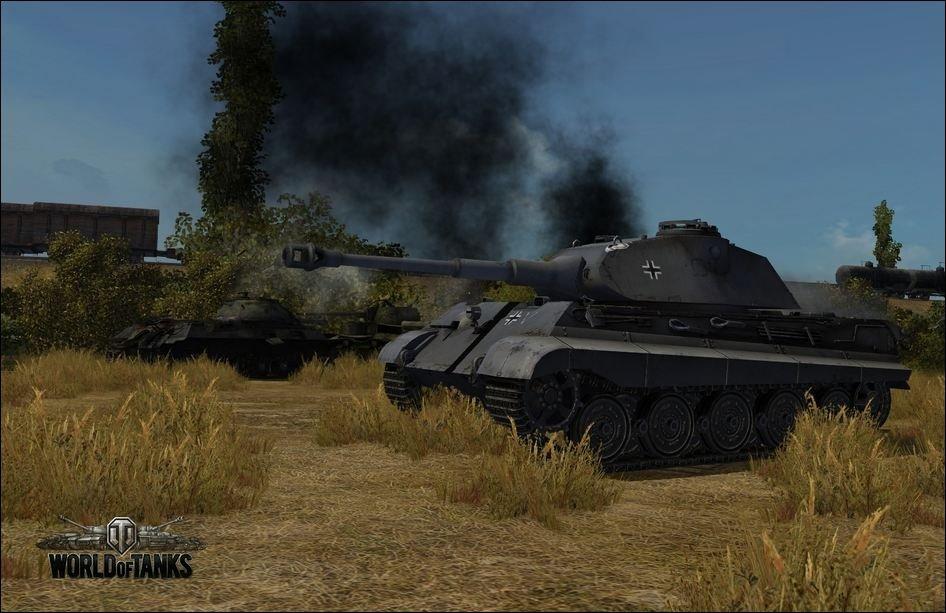 World of Tanks - Jetzt schon 18 Millionen Panzerfahrer