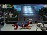WWE SmackDown vs. Raw 2010 - Superman versucht sich als Wrestler