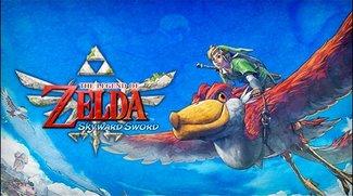Zelda: Skyward Sword Test - Link in the Sky with Diamonds