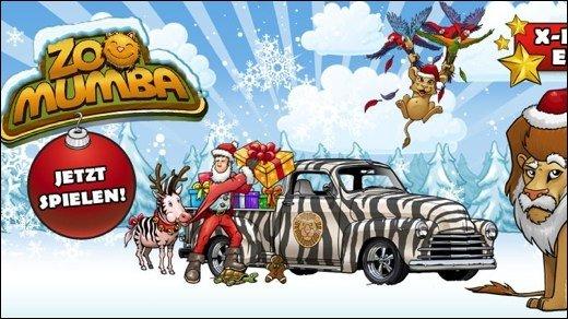 ZooMumba - Operation &quot&#x3B;Rette Weihnachten&quot&#x3B;