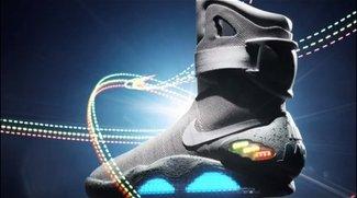 Zurück in die Zukunft - UPDATE: Nike &amp&#x3B; McFlys Turnschuhe