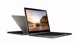 Google Chromebook Pixel: High End-Chromebook vorgestellt