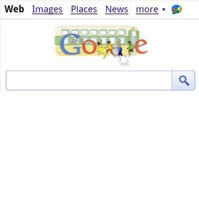 Google: Doodles auch auf der mobilen Website