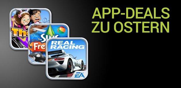 Oster-Deals: App-Sonderangebote im Google Play Store