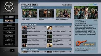 Google TV - Apps verraten Streaming-Angebot