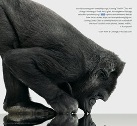 """Nexus S ohne """"Gorilla Glass"""": Der Preis der schönen Kurve?"""