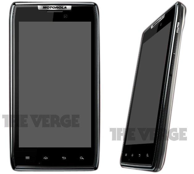 Motorola RAZR: Zweites Ice Cream Sandwich-Smartphone?