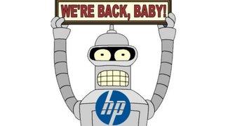 HP Bender: Android-Smartphone in Benchmark gesichtet
