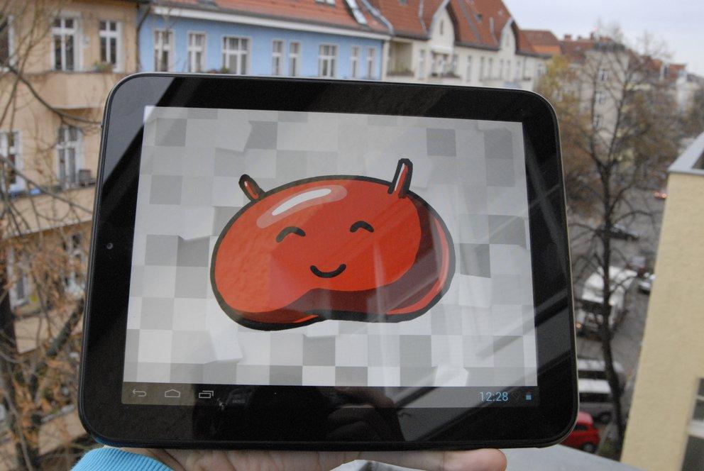 HP TouchPad: Jelly Bean in Form der zweiten CM10-Preview erschienen