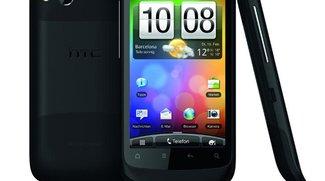 HTC Desire S: Software-Update wird verteilt