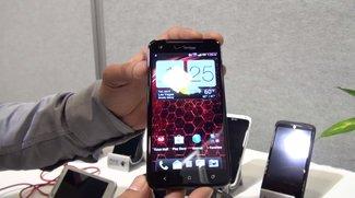 HTC DROID DNA: Hands-On-Video des US-Flaggschiffs [CES 2013]