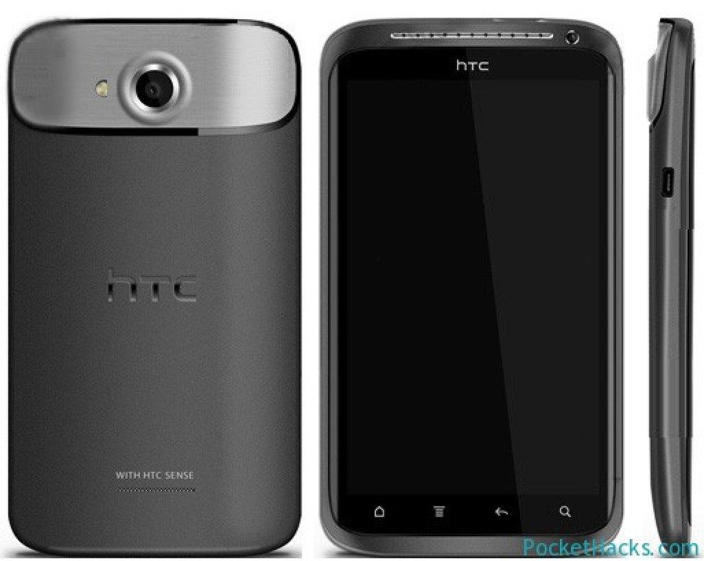 HTC Endeavor/Supreme: Specs bestätigt, Firmware aufgetaucht