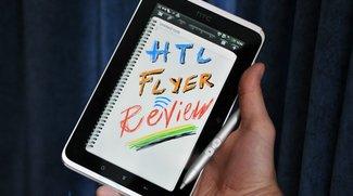 HTC Flyer im Review bei engadget.com