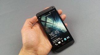 "HTC One in ""Stealth Black"": Schwarze Version im Unboxing-Video"
