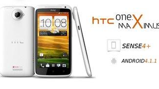 HTC One X: Jelly Bean-basierte Custom ROM mit Sense 4+ aufgetaucht