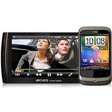 HTC Wildfire + Archos 7 Tablet: Im Vertrag für € 0,- [Deal]