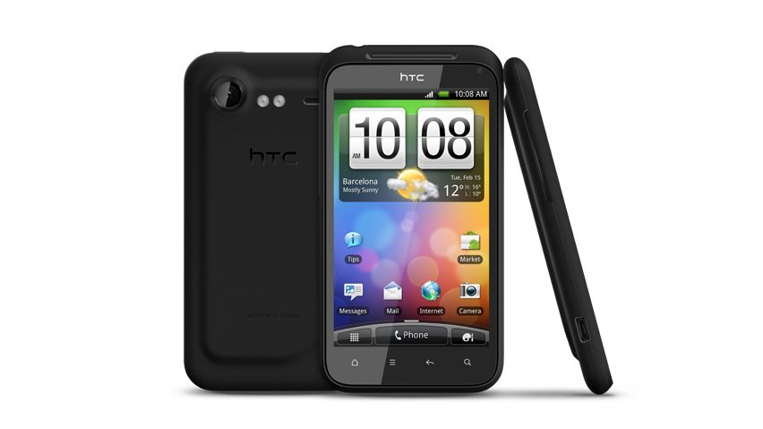 HTC Incredible S: Android 2.3.5-Update mit HTC Sense 3.0 wird verteilt [Update]