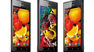 Huawei Ascend P1 S: Mit 6,68 mm dünnstes Smartphone der Welt [CES 2012]