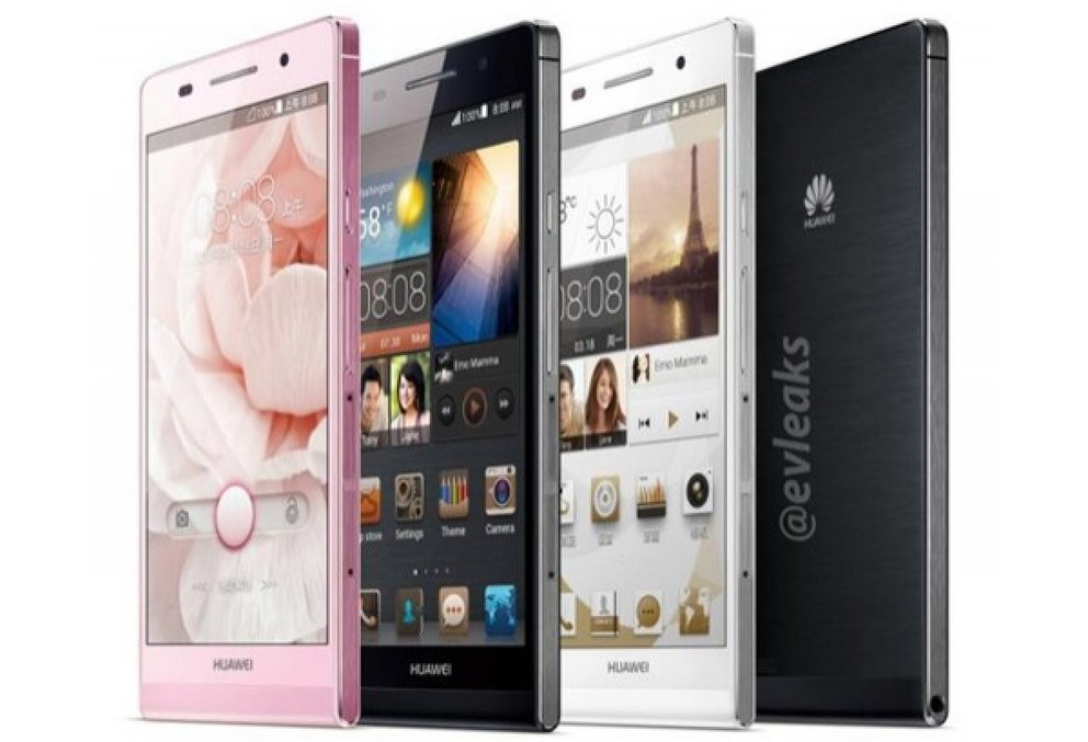 Huawei: Honor 3 wird unzerbrechlich &amp&#x3B; wasserdicht, Ascend P6 farbenfroh