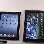 iPad 2 im Videovergleich mit Asus' Eee Pad Transformer