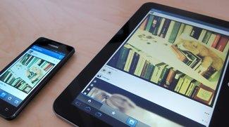 Instagram: Auf Tablets &amp&#x3B; inkompatiblen Geräten installieren - so geht's