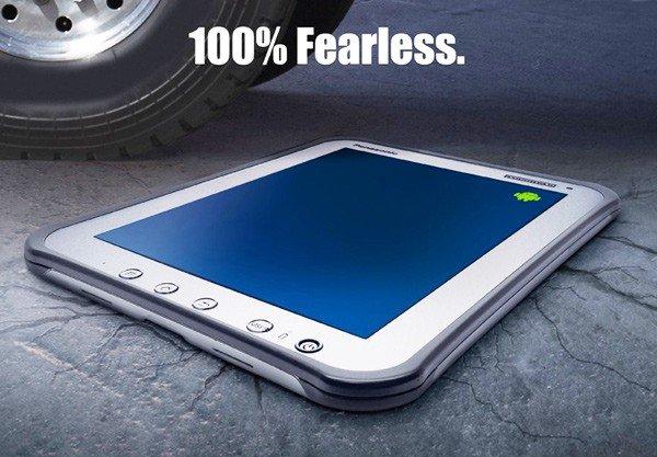 Panasonic bringt Outdoor-Tablets