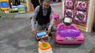 iPotty: Kurioses iPad-Töpfchen und Kinder-Zubehör im Hands-On [CES 2013]