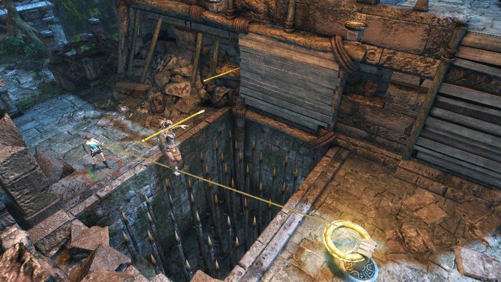Lara Croft and the Guardian of Light: Kostenlos im Browser zocken