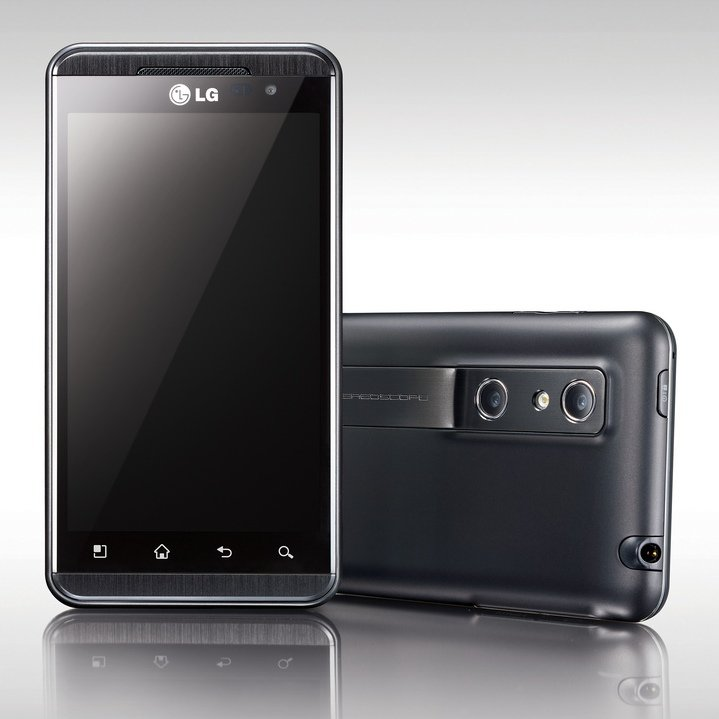 LG Optimus 3D: Android 2.3-Update angekündigt