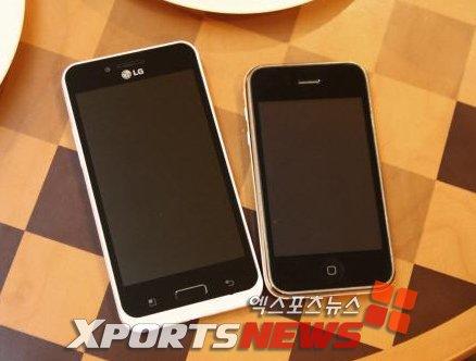 LG Optimus Big: Superphone mit 4,3 Zoll-NOVA-Display in Korea