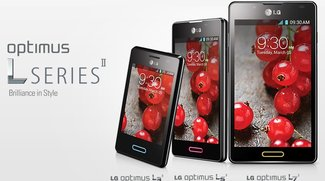 LG Optimus L3 II, L5 II &amp&#x3B; L7 II: Preiswerte Smartphones vorbestellbar