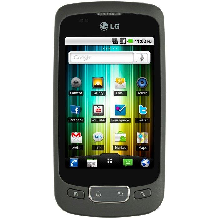 LG Optimus One &amp&#x3B; Chic: Android-Schnäppchen für Schüler &amp&#x3B; Studenten bei Unimall