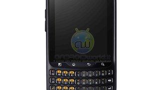 LG Optimus Pro: Infos und Fotos zu Gerät im BlackBerry-Stil