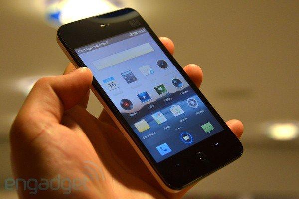 Meizu MX macht einen guten Eindruck im Hands-On
