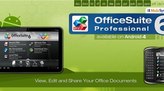 Office Suite Pro 6: Office für Android bis morgen für 0,79 Euro