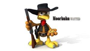 Moorhuhn Wanted