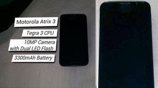 Motorola Atrix 3: Bild &amp&#x3B; Infos zu Quadcore-Smartphone mit Riesenakku [UPDATE]
