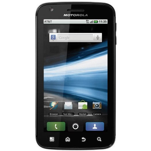 Motorola Atrix: Upate auf Android 2.3.4 verfügbar
