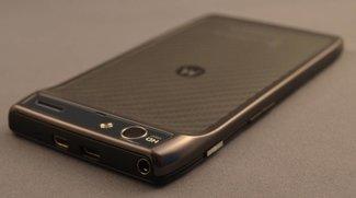 Motorola RAZR: ICS-Update für Vodafone- und O2-Kunden