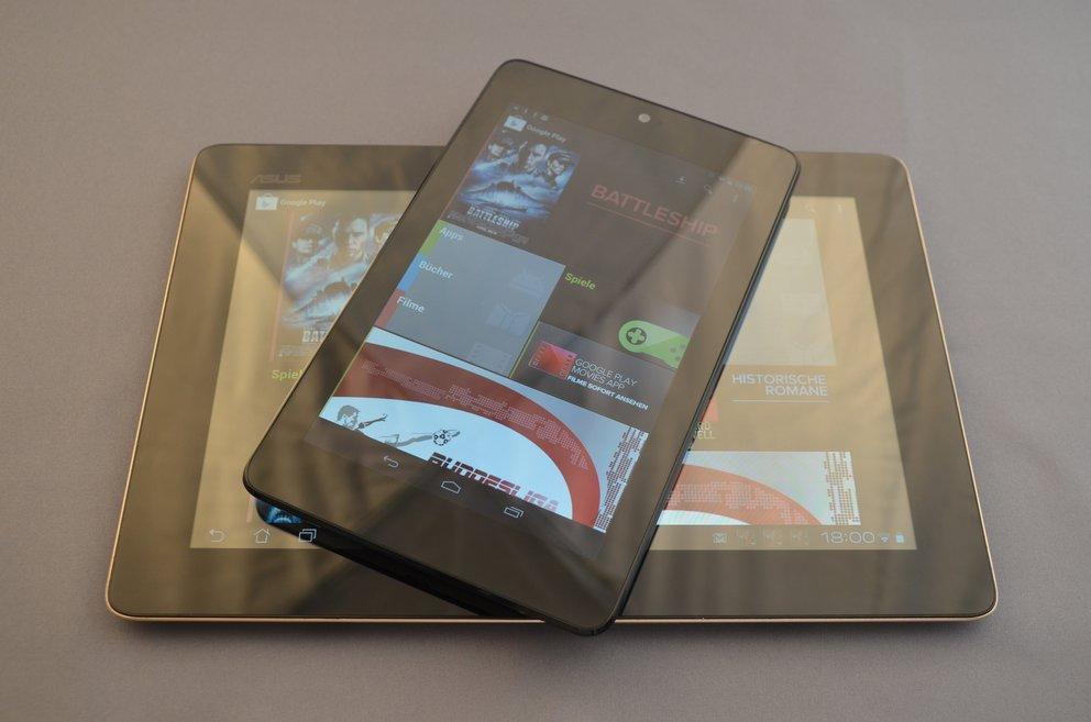 Android-Tablets günstiger: Nullprozentshop bis Freitag mit 50 Euro Rabatt [Deal] [Update: Verlängert bis Sonntag]