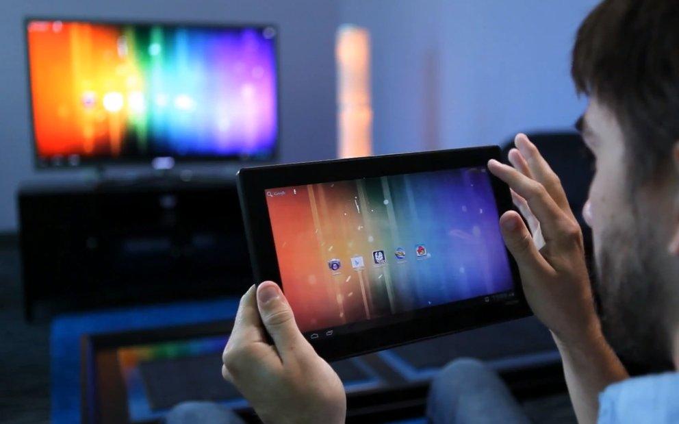 Wireless Display: Nexus 4 unterstützt Miracast, Nexus 7 und 10 nicht