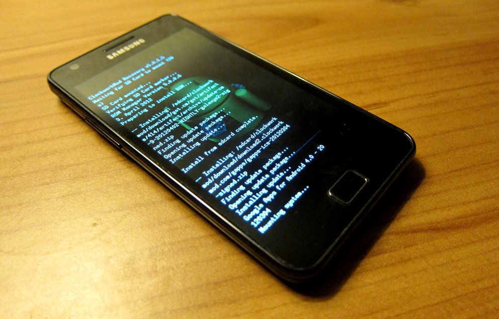 Ultimate Android Rooting, Fastboot Custom ROMs
