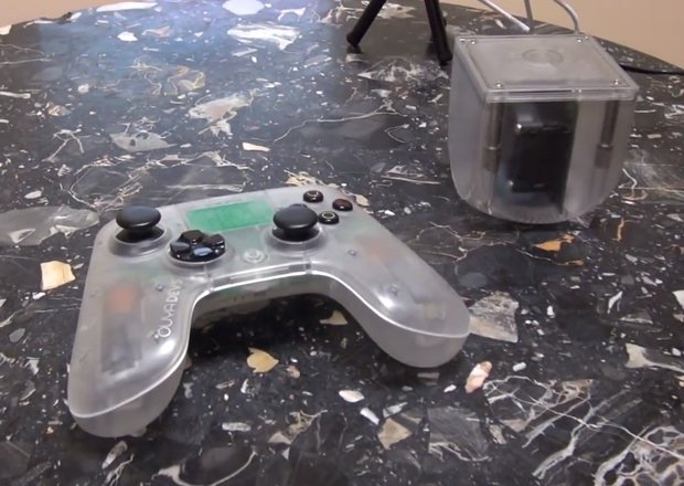 OUYA: Android-Spielkonsole im Hands-On [droidcon 2013]